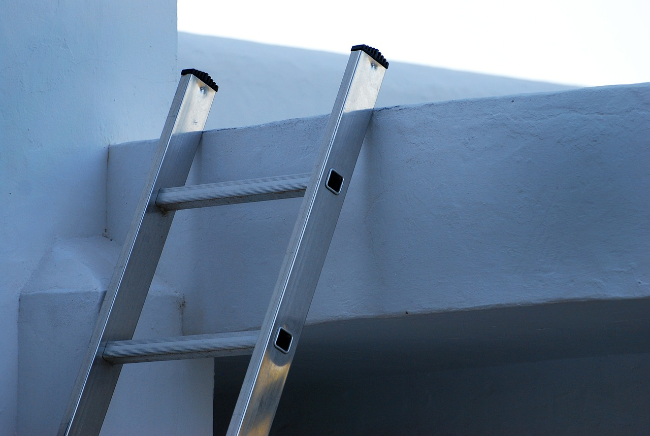What You Can Do for National Ladder Safety Month