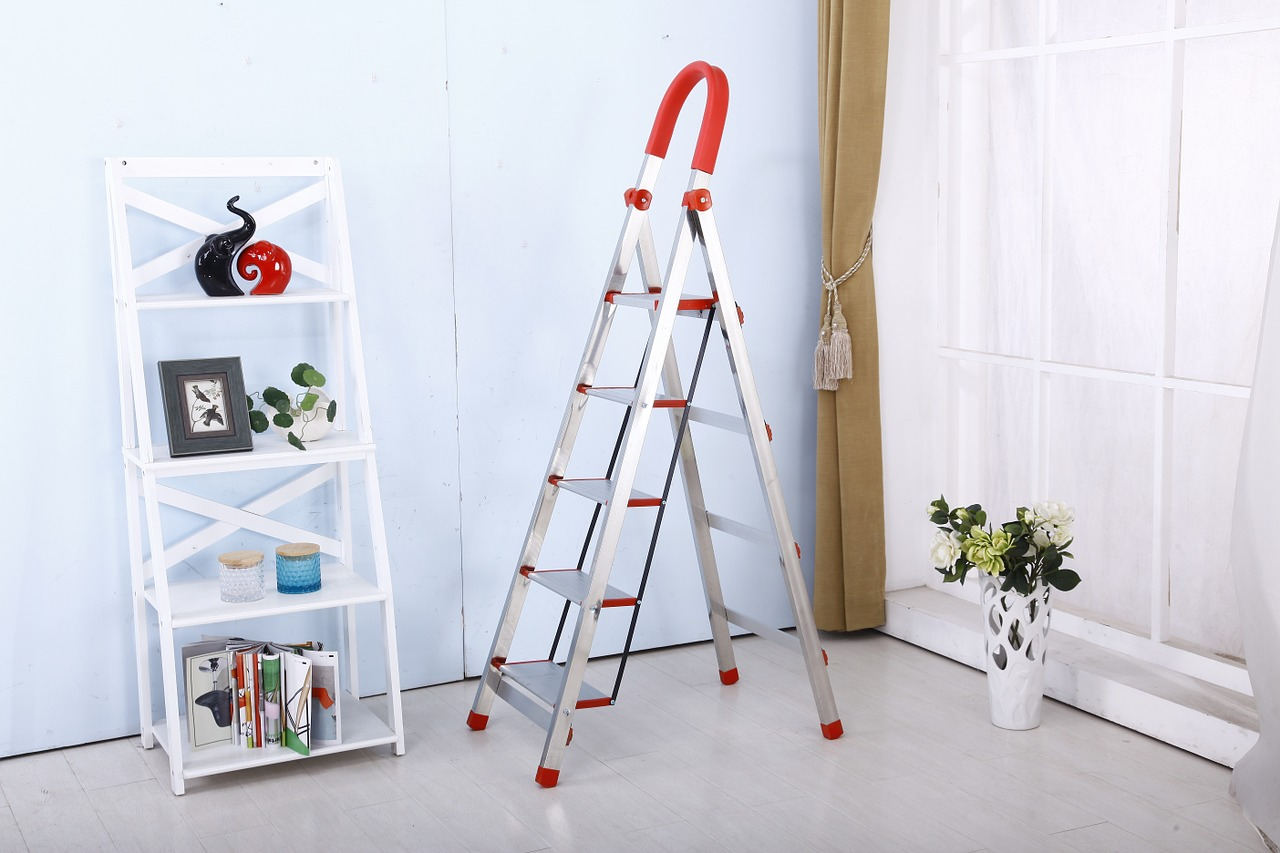 The Many Ways We Use Ladders Incorrectly