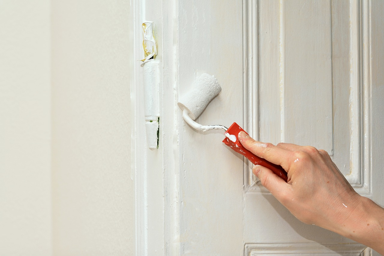 Painting Your Home? Safety Tips for the DIY Crowd.
